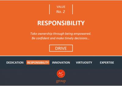 Value 2 - Responsibility