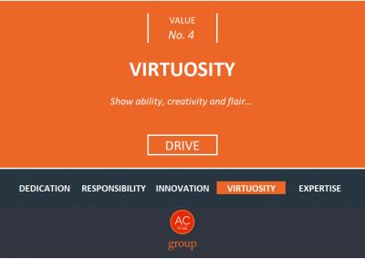 Value 4 - Virtuosity